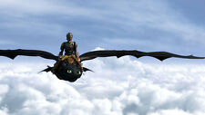 """How to Train Your Dragon 1 2 Wall Movie 21""""x13"""" Poster H35"""