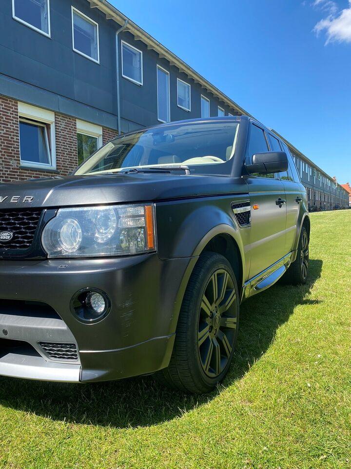 Land Rover Range Rover Sport, 3,6 TDV8 S aut., Diesel