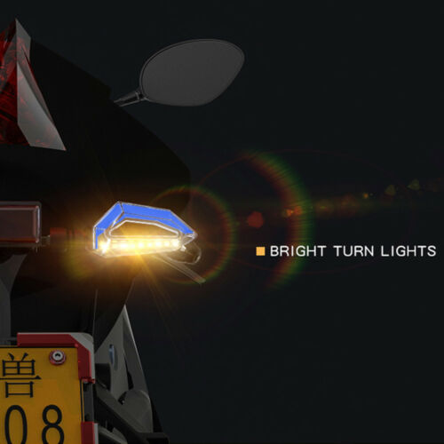 SPIRIT BEAST Motorcycle Led turn signal Lights Warning Flasher Indicator Lamp