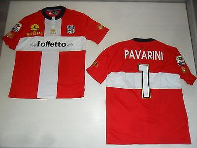 FW13 PARMA XXL CASSANO MAGLIETTA MAGLIA MANICA LUNGA CENTENARIO LONG SLEEVE AWAY