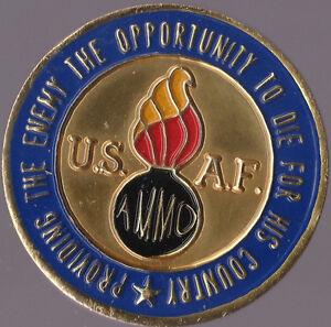 USAF 440th Maintenance SQ AMMO Air Munitions Challenge