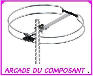 Antenne fm exterieure par connecteur type fiche f ref 88 0510 poids 1 2kg ebay - Antenne fm exterieure ...