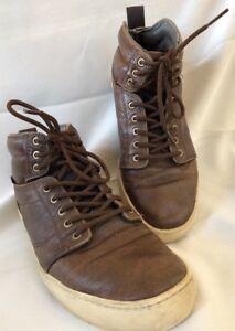 8b07660bb6 Vans OTW Collection Ludlow Duck Hunt Men s Dark Brown Shoe 9.5 M Hi ...