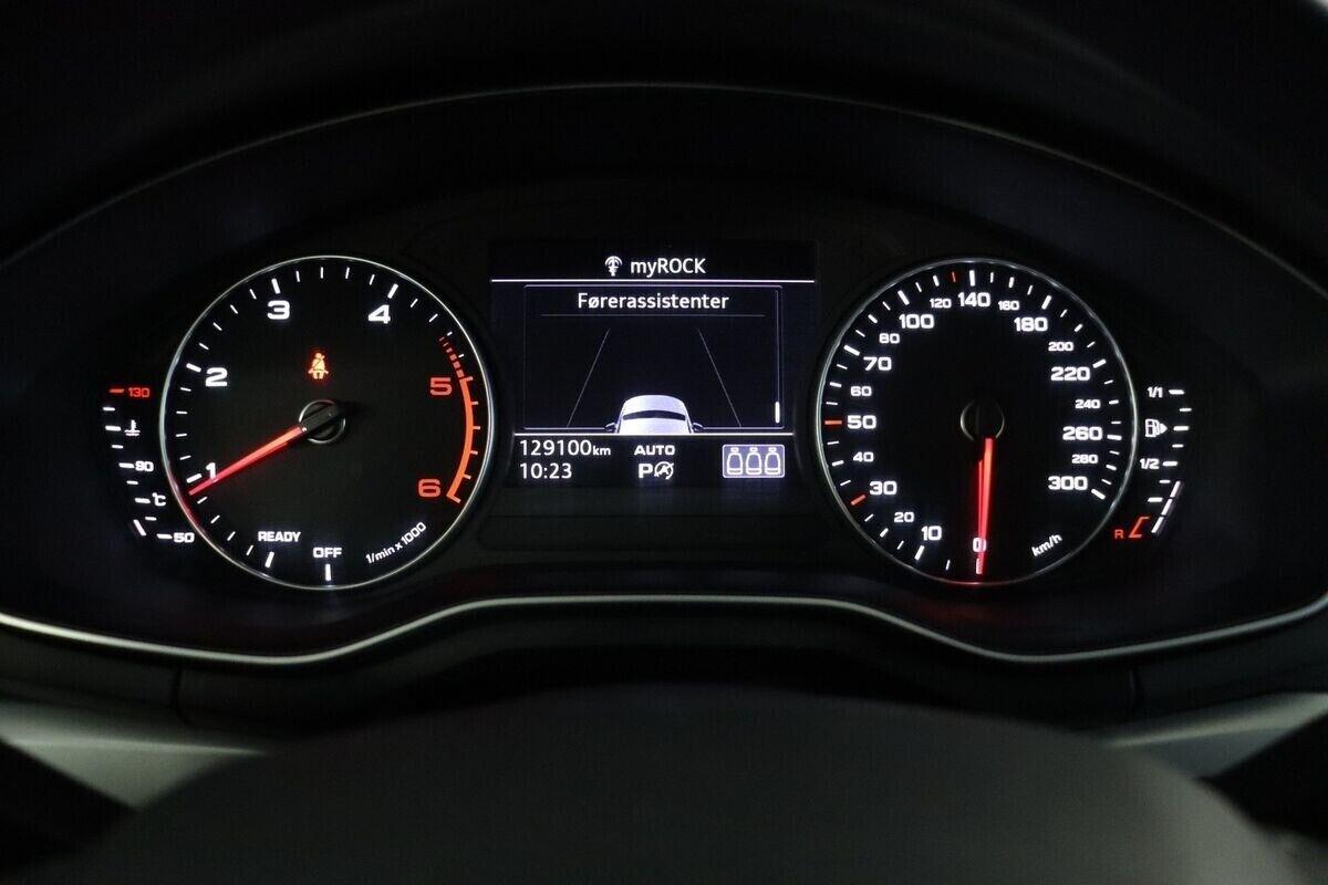 Audi A4 TDi 190 S-tr.
