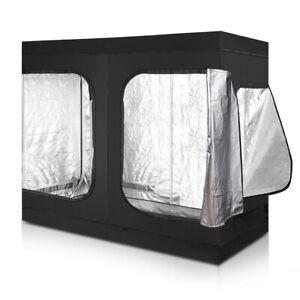 """96""""x48""""x80"""" Mylar Indoor Grow Tent Room Reflective Hydroponic Garden Growing"""