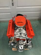 350 Crate Engine Motor 440hp Roller Turn Key Pro Street Free Th350 Transmisson