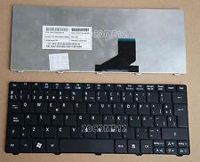 NEW For Acer eMachines 350 355 EM355 EM350 Keyboard Spanish Teclado Black