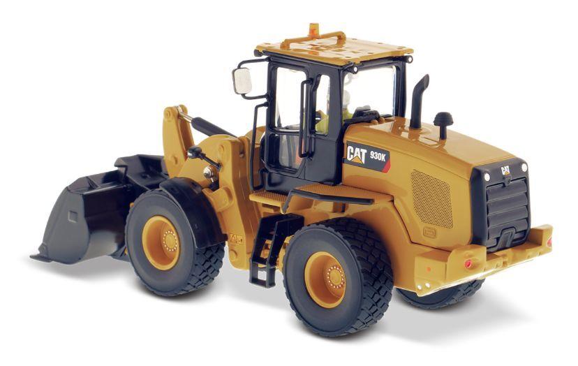 International échelle 1:50 HX620 Noir Remorque Tracteur-par Diecast Masters 71009