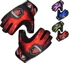 RDX Guantes Gimnasio Gym Musculacion Fitness Entrenamiento Gloves Culturismo ES