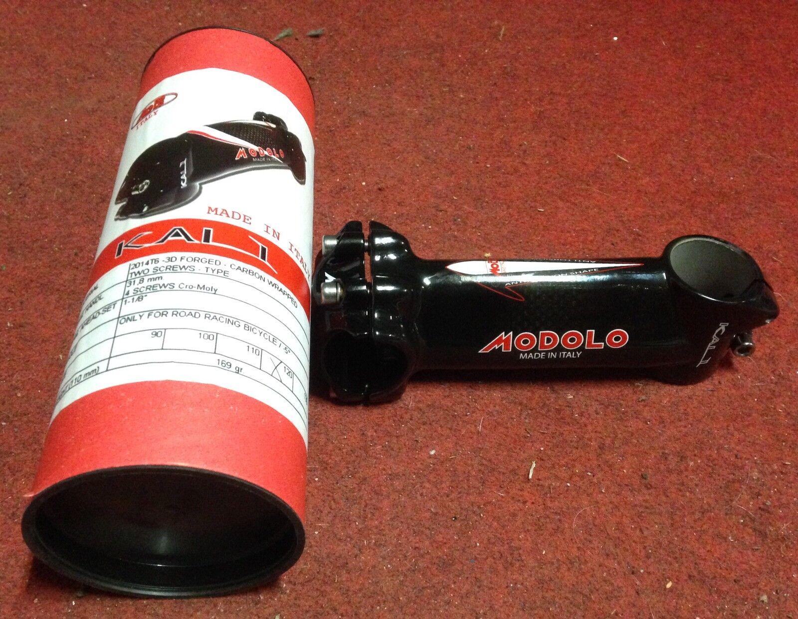 Attacco Manubrio alu-carbonio Modolo Kali 90-130  bike carbon Stem Handlebar  sale online discount