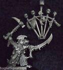 1993 Skaven Warlord Queek Headtaker Chaos Ratmen Citadel Warhammer Army Lord GW