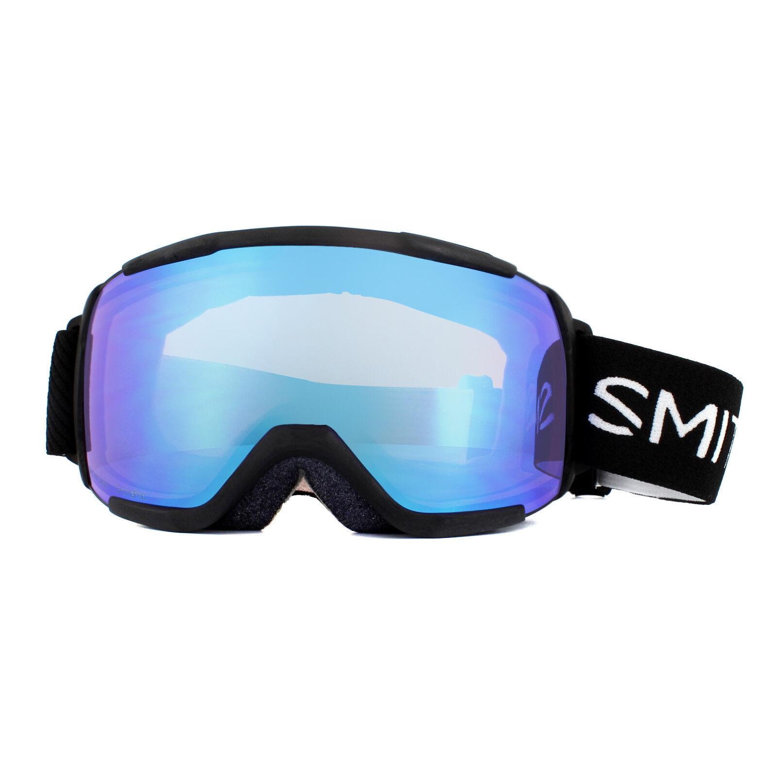 Smith Lunettes de Ski Showcase OTG M006709pc99mo Noir Chromapop Storm Rose Fluo