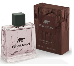 Rockford Blurock Eau de Toilette, 100 ml