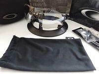 Oakley Evzero Path Polished Black Clear Black Iridium Photochromic Rare