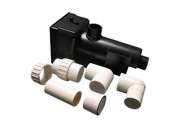 Brett Aqualine HT Series Plastic Heater Housing Kit w  Plumbing 38-0146 EM201