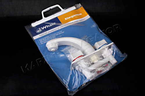 WHALE Elegance Shower Tap hot cold 164x55mm