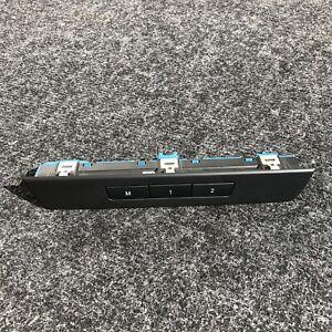 BMW-5er-F07-F10-F11-F18-7er-F01-F02-Interruttore-Unita-Controllo-Sedile-Memory