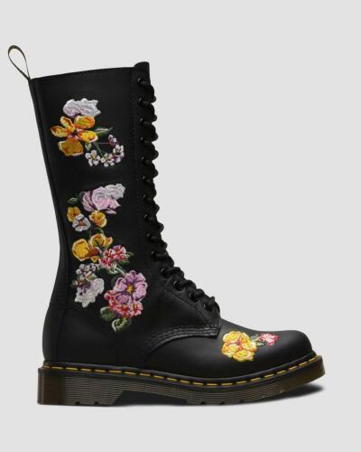 BNIB DR Martens 1914 VONDA II Leather boots UK 5 6100%AUTHENT 24062001