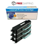 3 pack DELL 1720dn Black Toner For DELL 310-8709 1720 1720dn MW558 laser printer