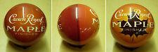 12# NIB Bowling Ball ON THE BALL BOWLING 2nd CROWN ROYAL MAPLE