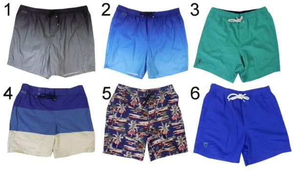 100% Vero Marks & Spencers Nuoto Pantaloncini Trunks Pantaloncini Da Bagno Foderato Bauli Con Motivo