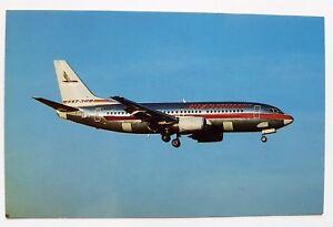Piedmont-Airlines-Boeing-737-301-Postcard