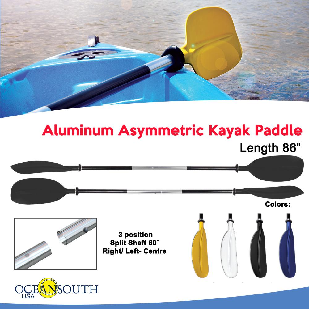 Split Shaft Oceansouth Heavy Duty Aluminium Oars