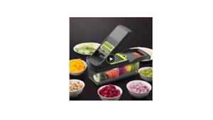 Mandoline Vegetable Fruit Slicer Grater Cutter Peeler Multifunctional Potato Pee