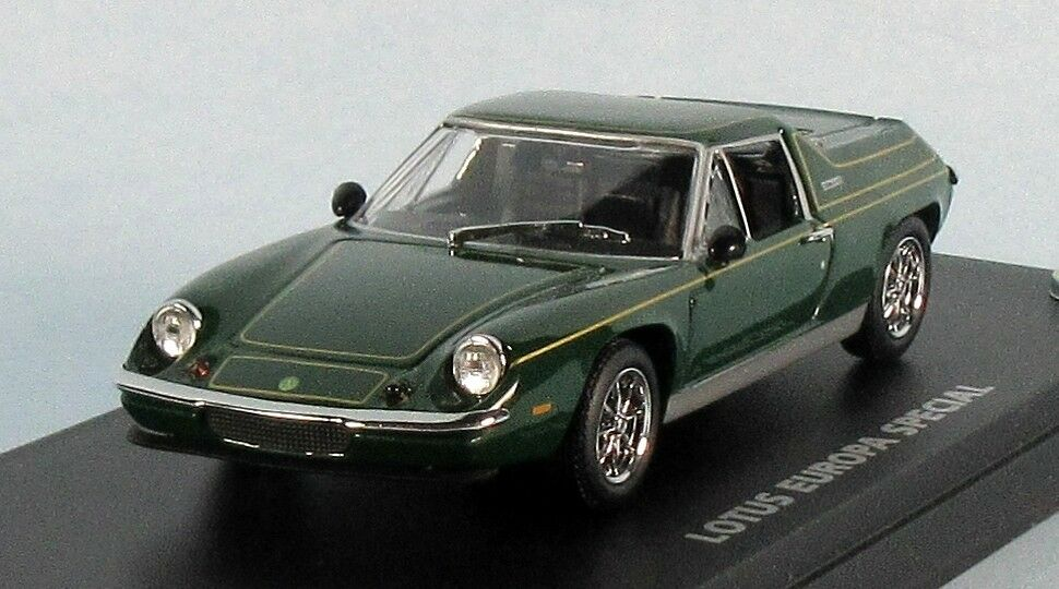 KYOSHO Lotus Europa Special (Green) 1 1 1 43 Scale Diecast Model NEW, ULTRA-RARE  ea1bae