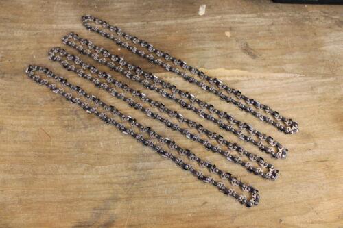 4 Sägeketten JD 3//8P-50E-1,3 35cm für Stihl MS180 210 230 250 021 023 025