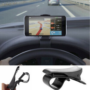 Universal-GPS-Dashboard-Cell-Phone-Car-Mount-Holder-Stand-HUD-Cradle-Clip-Gift