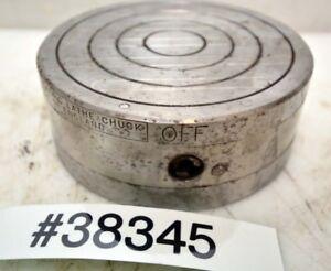 "Kanetsu KMT 2040A Magnetic Chuck 8/""x 16/"" INV=28287"
