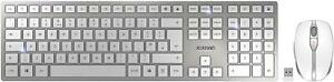 CHERRY DW 9000 SLIM keyboard RF Wireless + Bluetooth QWERTY UK English