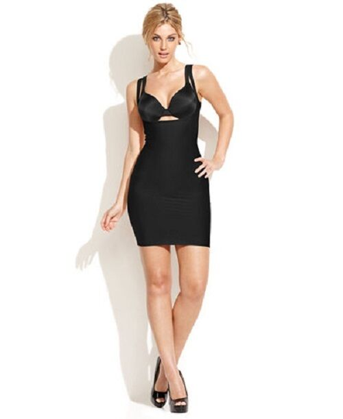 Star Power by SPANX Light Control Award Thinners Open Bust Slip 2013