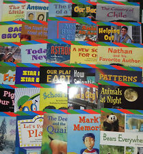 Storytown 30 Readers 3rd Grade Level 3 ELL Paperback With Audio CD's Homeschool