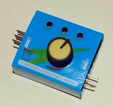 R/C Servo Consistency Tester for RC Plane Helicopter Car Airplane Nitro Buggy
