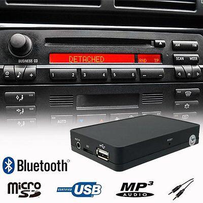 bluetooth music handsfree mp3 cd changer adapter bmw e36 e46 z3