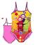 Girls Official Character Swim WearSwimming CostumeSwimsuitBikini