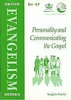 Personality and Communicating the Gospel by Butler, Angela