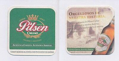 FäHig 1 Peru Backus Y Johnston Beercoasters Bierdeckel Lima 18151