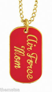 AIR-FORCE-MOM-LOGO-PINK-AND-GOLD-MILITARY-DOG-TAG
