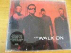 Dettagli su U2 WALK ON CD SINGLE MINT--- 3 TRACKS (WHERE THE STREETS HAVE  NO NAME LIVE)