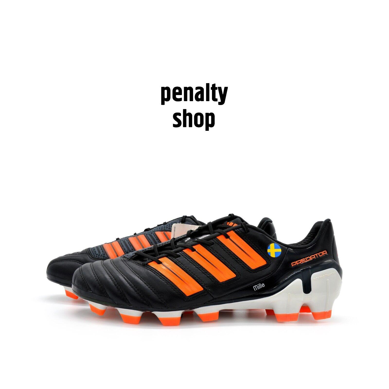 Adidas adipower Protator TRX FG V23524 Pontus Wernbloom Match Worn Stiefel RARE