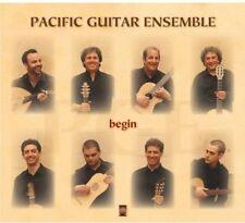Pacific Guitar Ensemble - Begin [New CD]