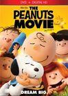 The Peanuts Movie Region 1 DVD