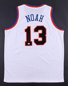 ab8a7349ff93 Image is loading Joakim-Noah-Signed-New-York-Knicks-Jersey-JSA-