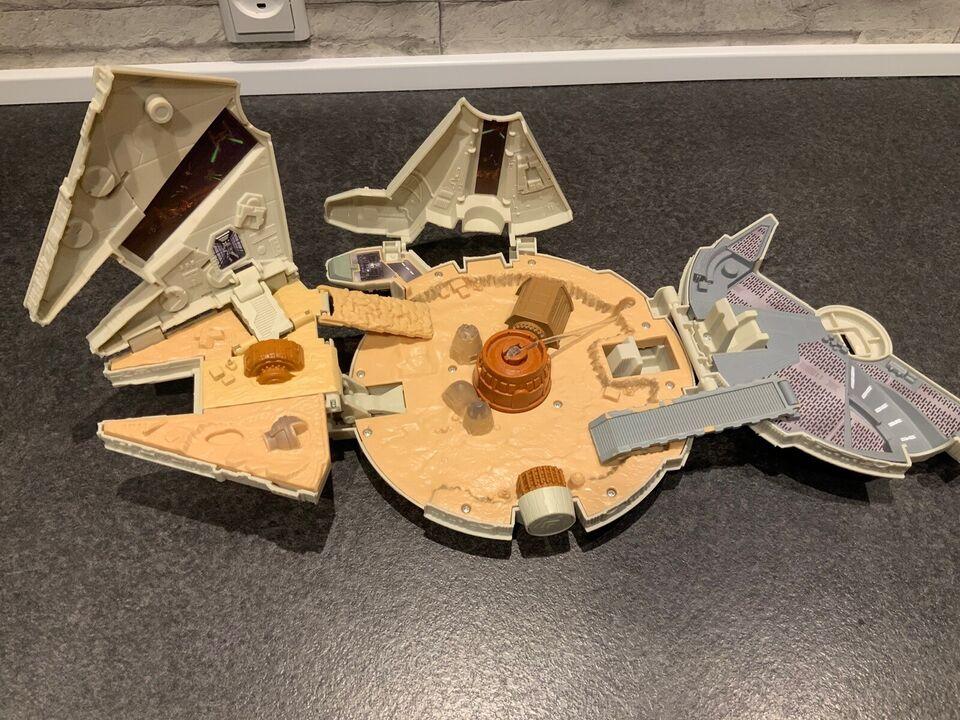Micro machines starwars, Millenion falcon