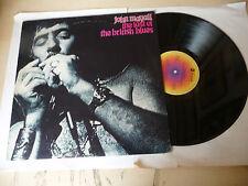 "JOHN MAYALL""THE LAST OF THE BRITISH BLUES-disco 33 giri ABC italy 1978"" PERFECT"