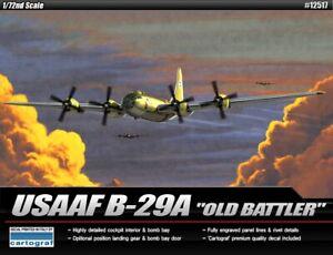 Académie 1/72 Usaaf B-29a   Academy 1/72 Usaaf B-29a