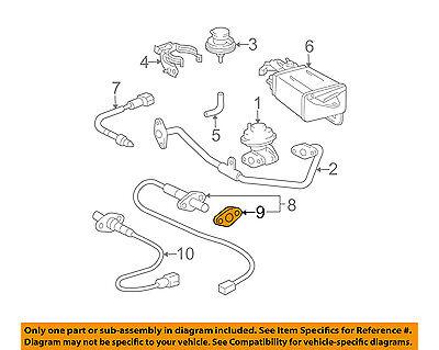 Dorman//Help 47021 Oxygen Sensor Gasket Toyota Oxygen Sensor Gasket # 89466-20020